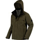 Regatta Northton 3in1 Jacket Men Dark Khaki/Black Marl